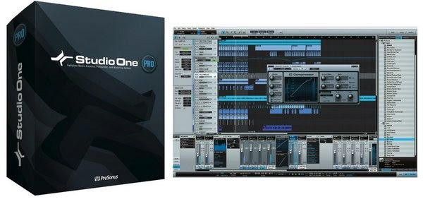 Studio One Professional 4.5.2 Crack   With Registration Coad Free Download 2019