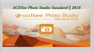 ACDSee Photo Studio Standard 2020 Crack With Registration Coad Free Download